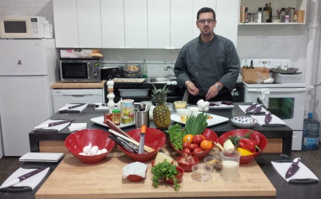 Cours de cuisine mobilochefmobilochef for Cours de cuisine colombes