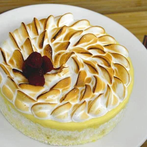 Gâteau Tri-couleurs