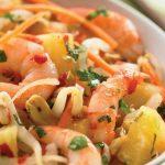 salade-d-ananas-aux-crevettes