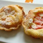 tartelette amandine abricot