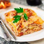 lasagne dinde