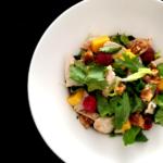 Salade de poulet Californienne_solutiongourmande_1