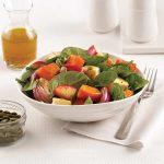 salade bébé épinard