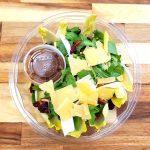 salade roquette gouda