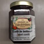 Confit de betteraves