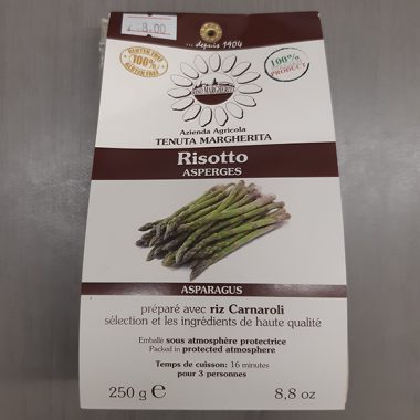 Risotto - Asperges