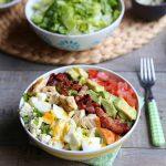 Salade-Cobb
