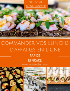lunch daffaire