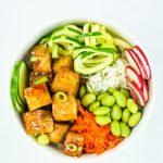 Tofu-Poke-Bowl