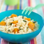 risotto courge