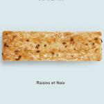 DEMI BAGUETTE RAISINS ET NOIX