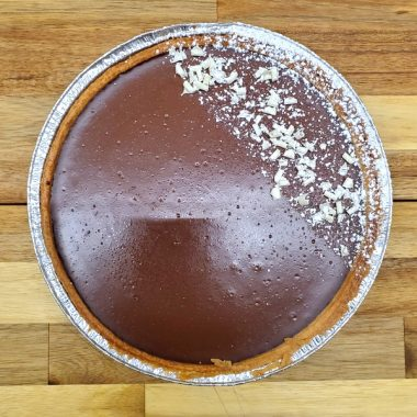 tarte chocolat