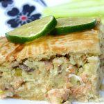 pâté saumon