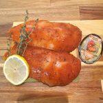 Poitrine de poulet mariné à la Portuguaise
