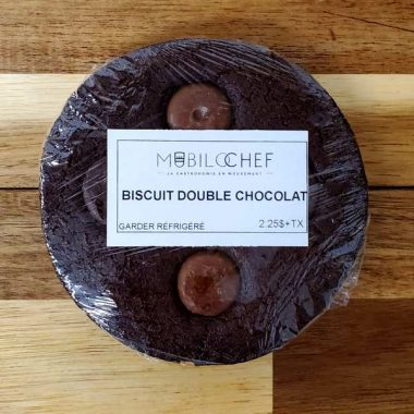 biscuit double choco