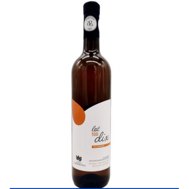vin orange-100-dix-Cartier