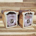 pâté en croûte porc foie de volaille